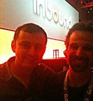 Joe Lusso and Gary Vaynerchuk